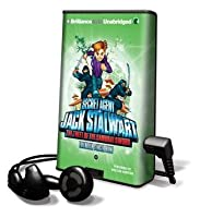 The Theft of the Samurai Sword [With Earbuds] (Secret Agent Jack Stalwart, #12)