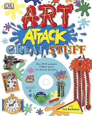 Art Attack Great Stuff: with DVD Neil Buchanan