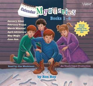 Calendar Mysteries: Books 1-6 Ron Roy