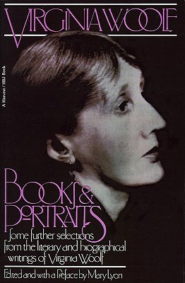 Books & Portraits  by  Virginia Woolf
