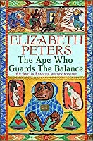 The Ape Who Guards the Balance (Amelia Peabody, #10)