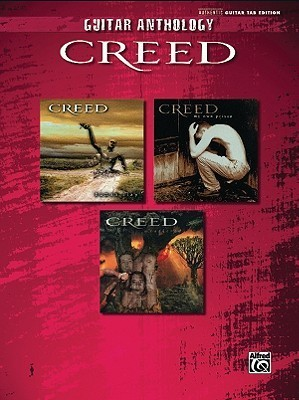Creed Guitar Anthology  by  Alfred A. Knopf Publishing Company, Inc.