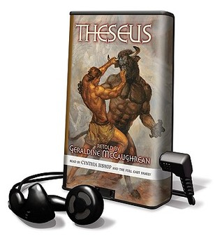 Theseus [With Earbuds]  by  Geraldine McCaughrean