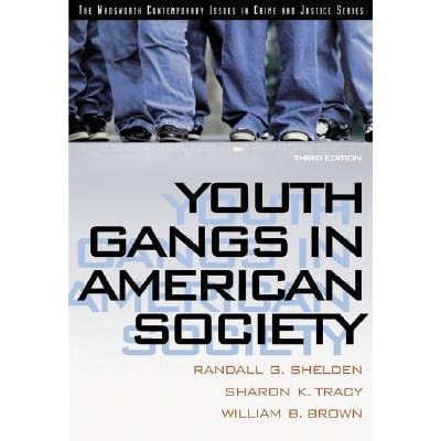 thesis statement on gangs