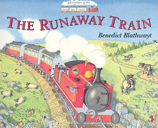 Little Red Train To The Rescue Benedict Blathwayt