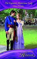 The Captain's Mysterious Lady (Historical Romance)