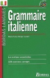 Grammaire italienne  by  Marie-France Merger Leandri