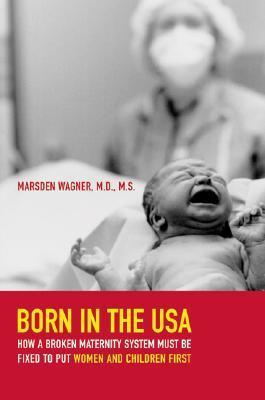 Born in the USA: How a Broken Maternity System Must Be Fixed to Put Women and Children First  by  Marsden Wagner