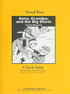 Anna, Grandpa and the Big Storm  by  LINDA SMOUCHA
