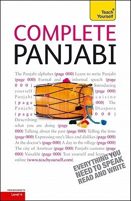 Complete Panjabi with Two Audio CDs: A Teach Yourself Guide Surjit Singh Kaira