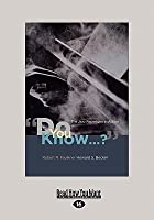 Do You Know...?: The Jazz Repertoire in Action (Large Print 16pt)