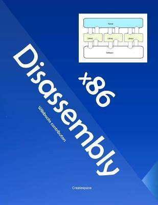 X86 Disassembly: Exploring the Relationship Between C, X86 Assembly, and Machine Code Wikibooks contributors
