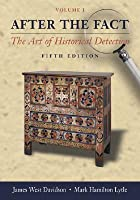 After the Fact:The Art of Historical Detection, Volume 1 w/ Investigator CD