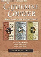 Catherine Coulter Bride CD Collection 1: The Sherbrooke Bride, The Hellion Bride, The Heiress Bride