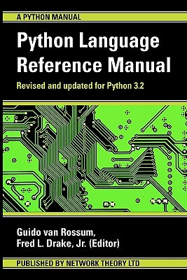 The Python Language Reference Manual  by  Guido van Rossum