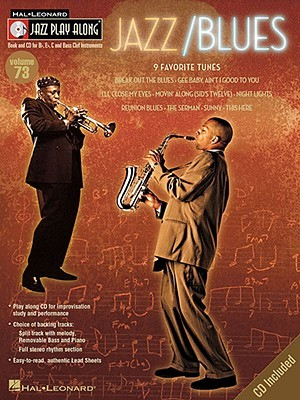 Jazz/Blues: 9 Favorite Tunes [With CD] Mark Taylor