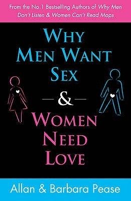 Why Men Need Sex And Women Want Love  by  Allan Pease