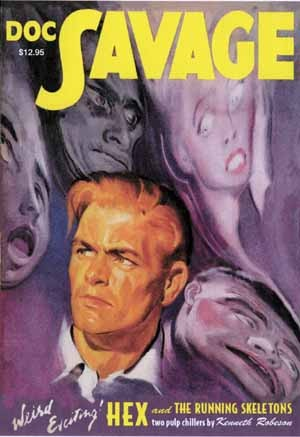 Hex & The Running Skeletons (Doc Savage, #21) Kenneth Robeson