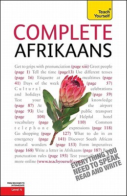 Complete Afrikaans: Teach Yourself  by  Lydia McDermott