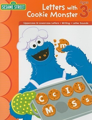 Letters with Cookie Monster  by  Robert Snyder