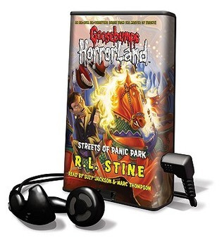 Streets of Panic Park  by  R.L. Stine
