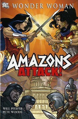 Amazons Attack  by  Will Pfeifer