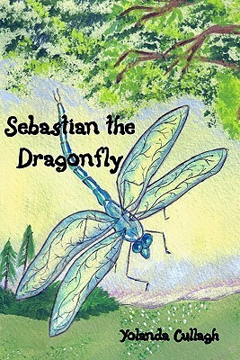 Sebastian the Dragonfly  by  Yolanda Cullagh