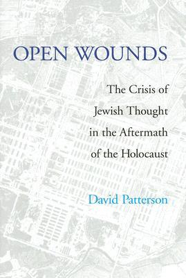 Open Wounds: The Crisis of Jewish Thought in the Aftermath of the Holocaust  by  David Patterson