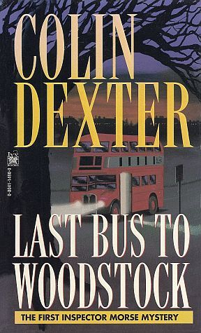 Service of All the Dead (Inspector Morse Series #4)  by  Colin Dexter