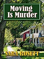 Moving is Murder (A Mom Zone Mystery, #1)