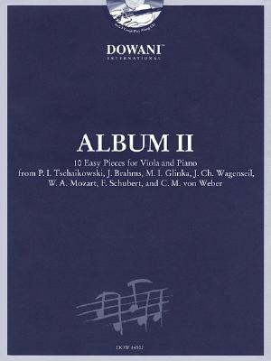 Album Vol. II (Easy) Viola and Piano: 10 Easy Pieces for Viola and Piano Leonid Leibowitsch
