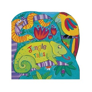 Jungle Tales Window Board Book Kate Widdowson