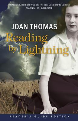Reading  by  Lightning: The Readers Guide Edition by Joan Thomas