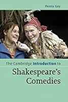 The Cambridge Introduction to Shakespeare's Comedies