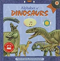 Alphabet of Dinosaurs [With Poster and Hardcover Book(s)]