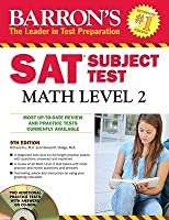 Barron's SAT Subject Test Math Level 2 [With CDROM]