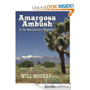 Amargosa Ambush Will Murray