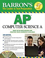 Barron's Ap Computer Science A With Cd Rom (Barron's Ap Computer Science (W/Cd))