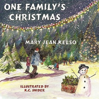 One Familys Christmas Mary Jean Kelso