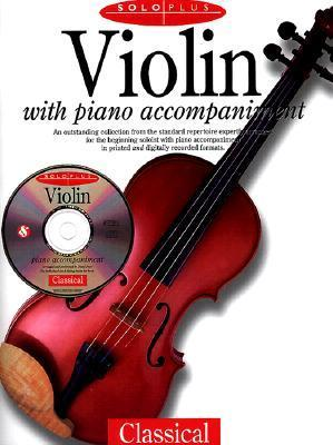 Violin with Piano Accompaniment: Classical [With Audio CD]  by  Amsco Publications