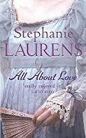 All About Love (Bar Cynster, #6)