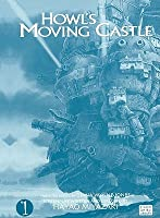 Howl's Moving Castle 1 (Howl's Moving Castle Film Comic)