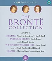 The Bronte Collection (Villette/Jane Eyre/Wuthering Heights/The Tenant of Wildfell Hall)