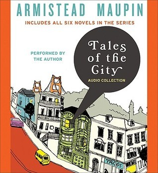 Tales of the City Audio Collection Armistead Maupin