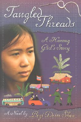 Stitch in Time: A Hmong Teens Vision  by  Pegi Deitz Shea