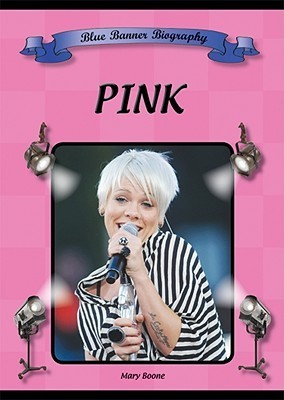 Pink Mary Boone