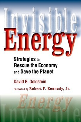 Invisible Energy: Strategies to Rescue the Economy and Save the Planet  by  David Goldstein