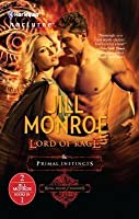 Lord of Rage and Primal Instincts (Royal House of Shadows #2)