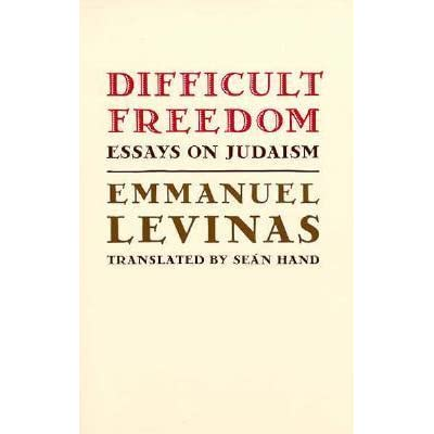 Judaism is, for Levinas, a religion for adults. What does he mean buy this - Essay Example