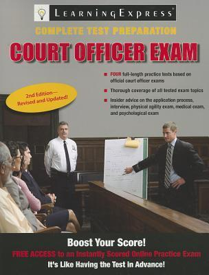 Court Officer Exam  by  Learning Express LLC